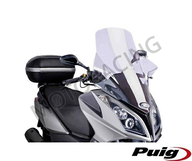 ΠΑΡΜΠΡΙΖ KYMCO SUPERDINK 125 10'-17' V-TECH LINE TOURING ΚΑΘΑΡΟ 750X615MM PUIG