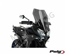 ΠΑΡΜΠΡΙΖ YAMAHA MT-09 TRACER 18' TOURING DARK SMOKE PUIG