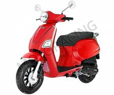 SCOOTER ASUS ESTATE 125i ΚΟΚΚΙΝΟ