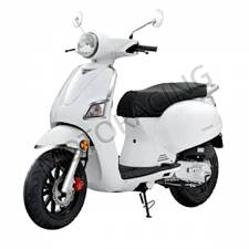 SCOOTER ASUS ESTATE 125i ΛΕΥΚΟ