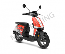 ΗΛΕΚΤΡΙΚΟ SCOOTER SUPER SOCO CU-X 2000W DUCATI VERSION / ΚΑΒΑΛΑ