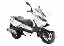 SCOOTER KEEWAY SILVERBLADE 250i EURO4 ΛΕΥΚΟ