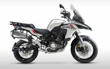 BENELLI TRK 502 X EURO 4 ABS ΛΕΥΚΟ