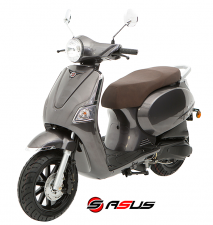 SCOOTER ASUS ESTATE 125i ΓΚΡΙ